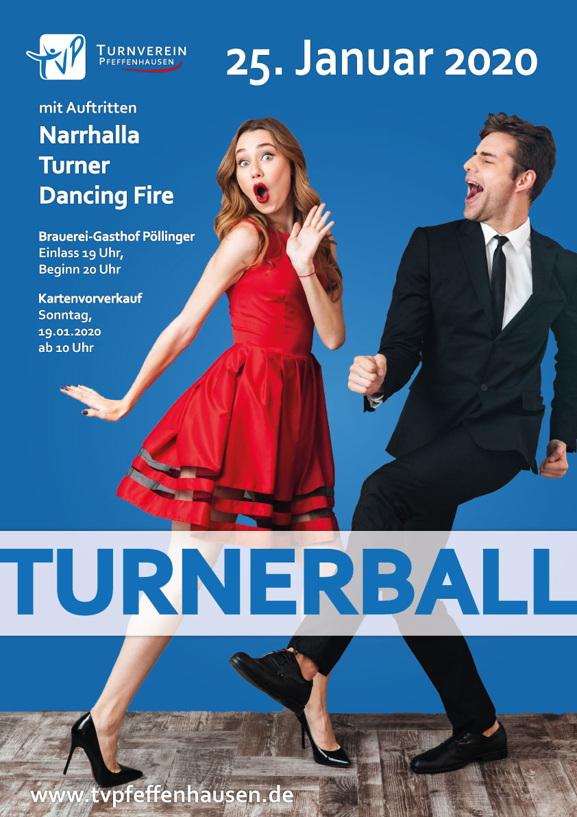 tvp turnerball plakat 2020