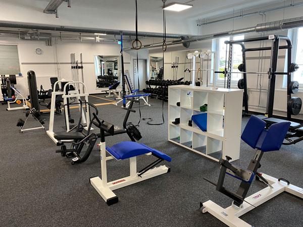 Sporttreff / Fitnessstudio